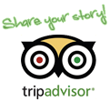Tell us your story on TripAdvisor